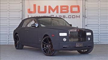 2004 Rolls-Royce Phantom for sale in Hollywood, FL