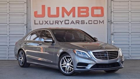 2014 mercedes benz s class for sale in hollywood fl
