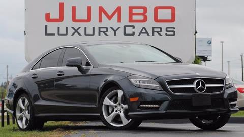 2013 Mercedes-Benz CLS for sale in Fort Pierce, FL