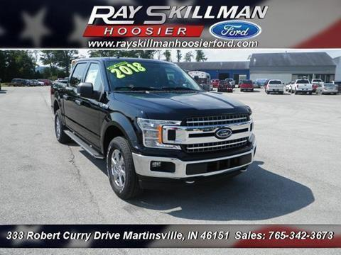 2018 Ford F-150 for sale in Martinsville, IN