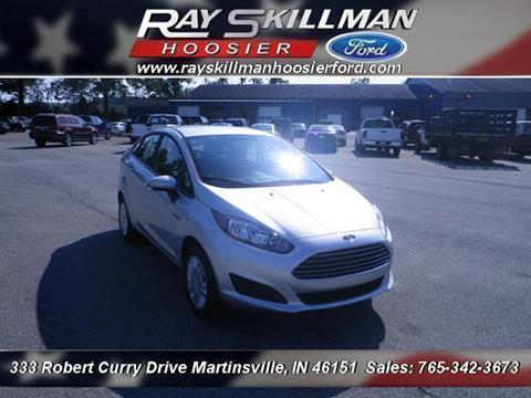 2017 Ford Fiesta for sale in Martinsville, IN