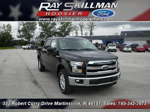2017 Ford F-150 for sale in Martinsville, IN