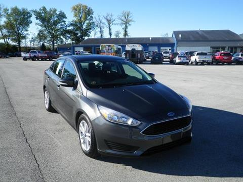 2017 Ford Focus for sale in Martinsville, IN