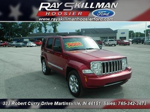 2008 Jeep Liberty for sale in Martinsville, IN