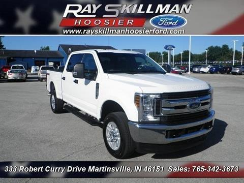 2019 Ford F-250 Super Duty for sale in Martinsville, IN