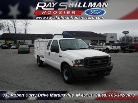 2003 Ford F-250 Super Duty for sale in Martinsville, IN