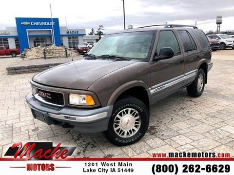 1997 GMC Jimmy for sale in Lake City, IA