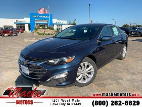 2019 Chevrolet Malibu for sale in Lake City, IA