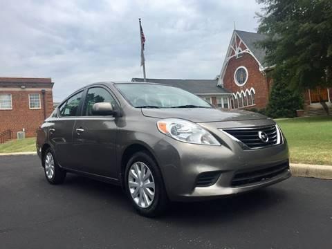 2012 Nissan Versa for sale in Eden, NC