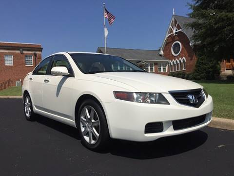 2004 Acura TSX for sale in Eden, NC