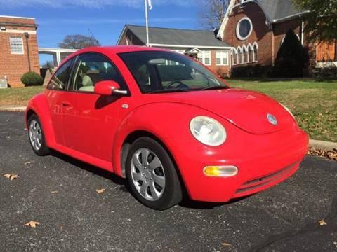 2003 Volkswagen New Beetle for sale in Eden, NC