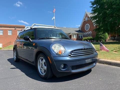Mini Cooper Clubman For Sale In Eden Nc Automax Of Eden