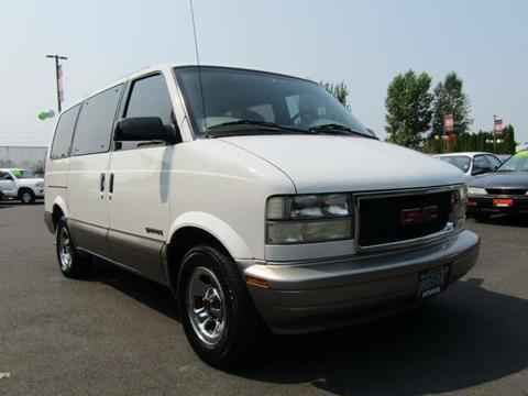 2001 GMC Safari for sale in Gresham, OR