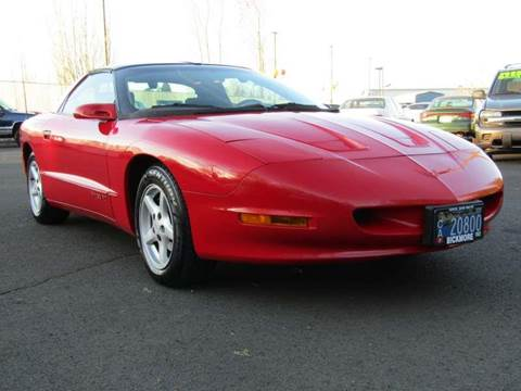 1996 Pontiac Firebird for sale in Gresham, OR