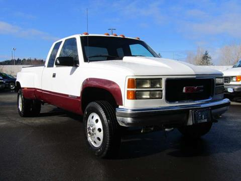 1995 GMC Sierra 3500 for sale in Gresham, OR