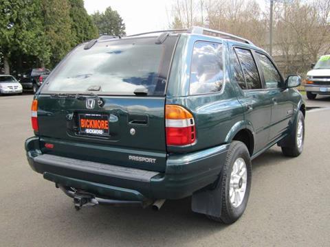 2000 Honda Passport