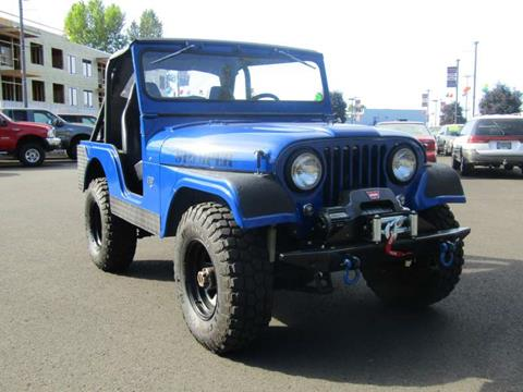 1975 Jeep CJ-5 for sale in Gresham, OR
