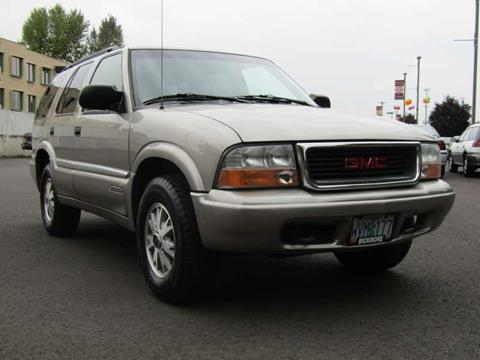 1999 GMC Jimmy for sale in Gresham, OR