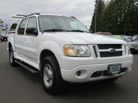 2004 Ford Explorer Sport Trac for sale in Gresham, OR