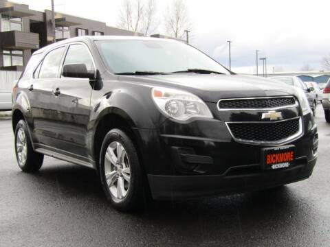 2012 Chevrolet Equinox LS for sale at Bickmore Auto Sales in Gresham OR