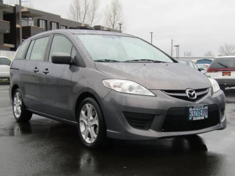 2010 Mazda MAZDA5 for sale at Bickmore Auto Sales in Gresham OR