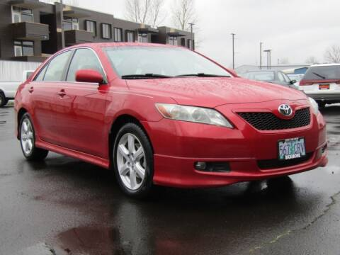 2007 Toyota Camry for sale at Bickmore Auto Sales in Gresham OR