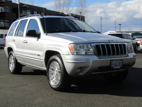 2004 Jeep Grand Cherokee Limited for sale at Bickmore Auto Sales in Gresham OR
