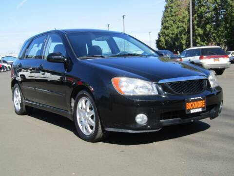 2006 Kia Spectra Spectra5 for sale at Bickmore Auto Sales in Gresham OR