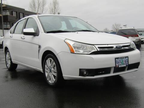 2008 Ford Focus for sale at Bickmore Auto Sales in Gresham OR