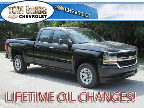 2017 Chevrolet Silverado 1500 for sale in Palm Coast, FL