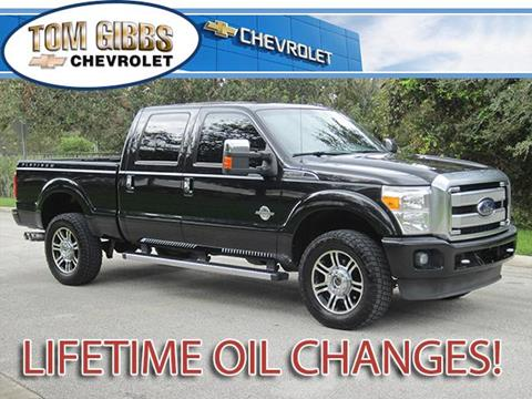 2014 Ford F-350 Super Duty for sale in Palm Coast, FL