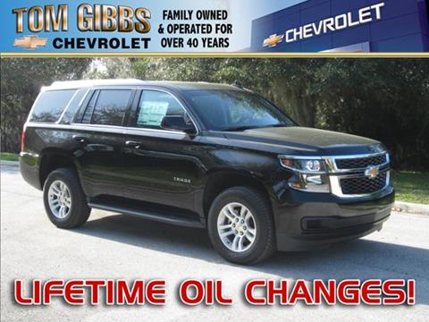 2018 Chevrolet Tahoe for sale in Palm Coast, FL