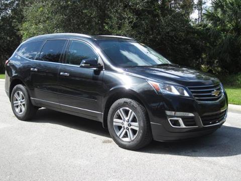 2015 Chevrolet Traverse for sale in Palm Coast, FL