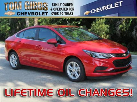 2018 Chevrolet Cruze for sale in Palm Coast, FL