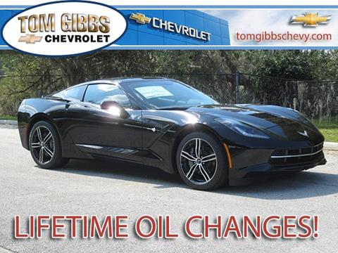 2017 Chevrolet Corvette for sale in Palm Coast, FL