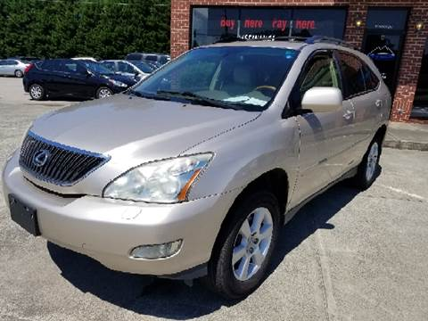 2007 Lexus RX 350 for sale in Franklinton, NC
