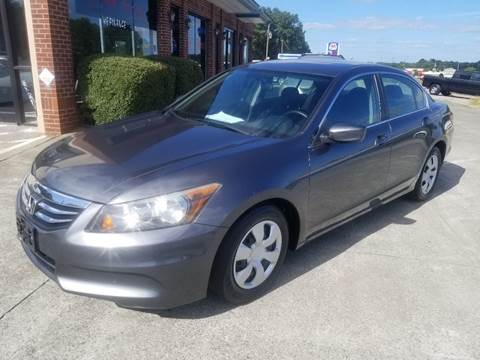 2012 Honda Accord for sale in Franklinton, NC