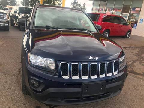 2015 Jeep Compass for sale in Las Cruces, NM