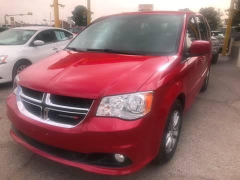 2015 Dodge Grand Caravan for sale at Fiesta Motors Inc in Las Cruces NM