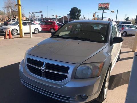 2011 Dodge Caliber for sale at Fiesta Motors Inc in Las Cruces NM