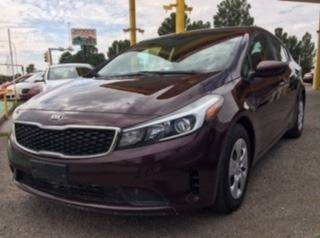 2017 Kia Forte for sale at Fiesta Motors Inc in Las Cruces NM