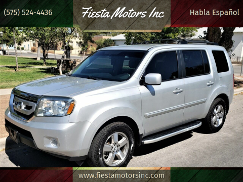 2009 Honda Pilot for sale at Fiesta Motors Inc in Las Cruces NM