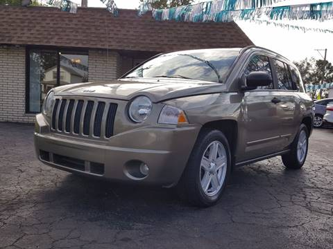 2008 Jeep Compass for sale in Kankakee, IL