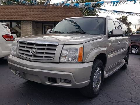 2006 Cadillac Escalade ESV for sale in Kankakee, IL