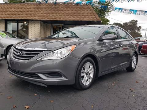 2011 Hyundai Sonata for sale in Kankakee, IL