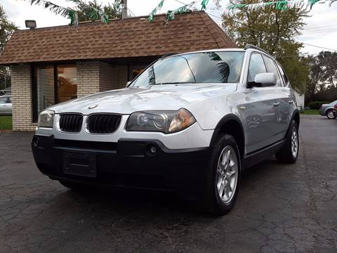 2004 BMW X3 for sale in Kankakee, IL