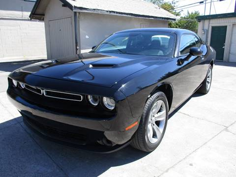 2015 Dodge Challenger for sale in Manteca, CA