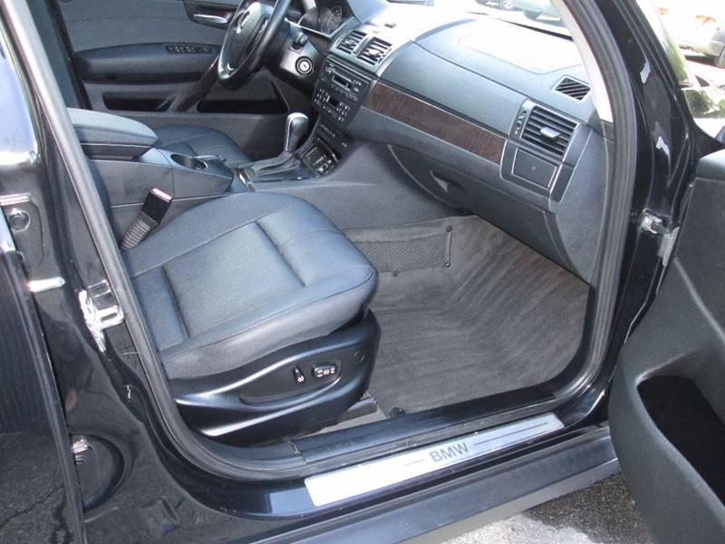 2007 BMW X3 AWD 3.0si 4dr SUV - Penn Hills PA
