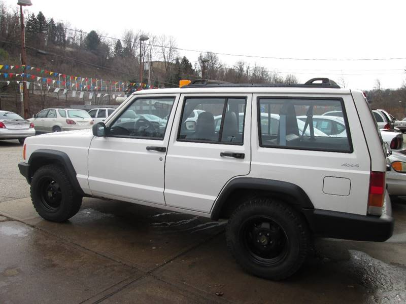 2000 jeep cherokee 4dr se 4wd suv in penn hills pa pgh. Cars Review. Best American Auto & Cars Review