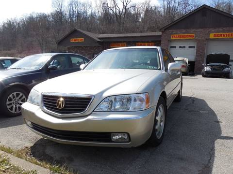 2004 Acura RL for sale in Penn Hills, PA